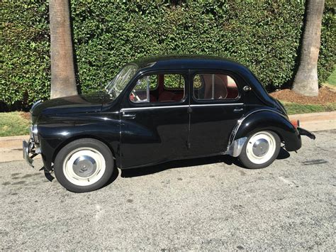 1959 renault 4cv 1959 renault 4cv for sale 1937344 hemmings motor