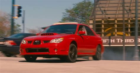 subaru baby driver the baby driver subaru impreza wrx somehow just sold for
