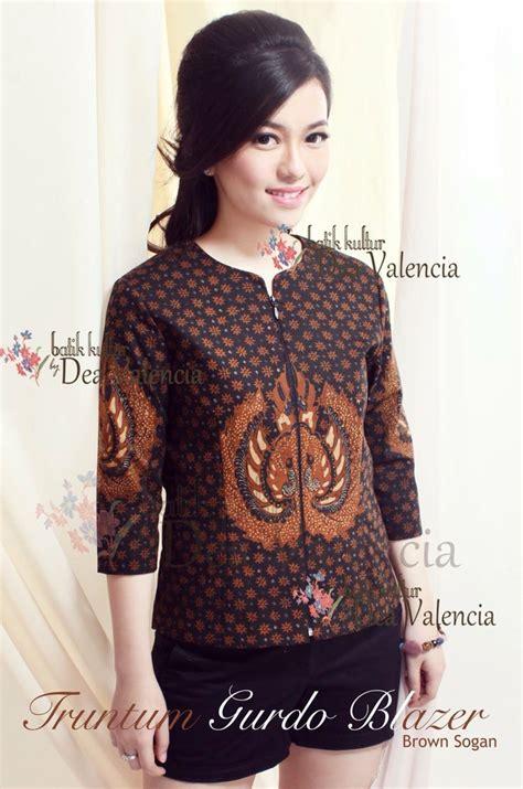 Baju Gypsi Top Ays sleeve i batik sleeve and sleeve