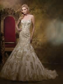 gold wedding dress j11581 mon cheri bridals