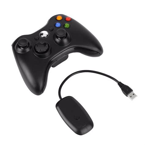 Joystick Usb Wireless 2 4g wireless controller usb gaming gamepad joystick