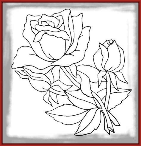 imagenes para dibujar rosas y corazones adorables dibujos de rosas coloreadas imagenes de rosa