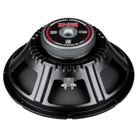 Komponen Speaker P Audio Sd 21 imf hp15w p audio
