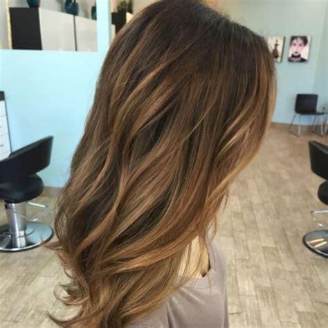 honey highlights for dark brown hair on inverted bob 50 honey brown hair ideas hair motive hair motive