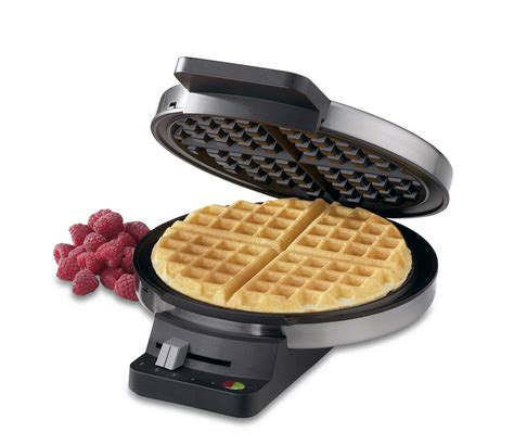 WMR CA   Round Classic Waffle Maker   Waffle Makers   Products   Cuisinart.com