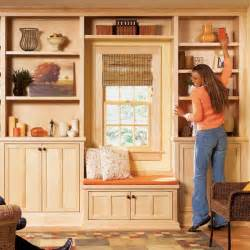 How To Build A Window Seat With Bookshelves Cool Window Seats And Bookshelves Shelterness