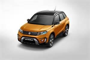 Electric Vehicles In India 2018 Maruti Suzuki To Launch 2015 Vitara Suv In India In 2018