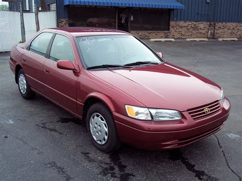 1998 Toyota Camry Problems 1998 Toyota Camry Pictures Cargurus