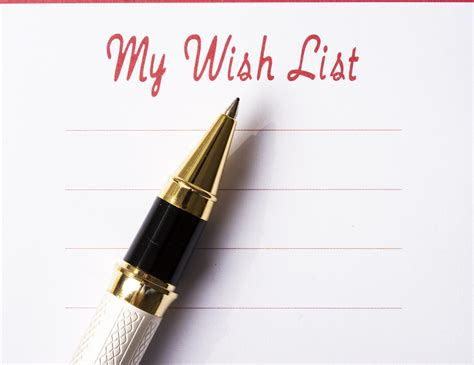 the wish list a little education wish list 171 the daily blog