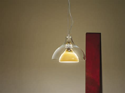 alma illuminazione lada a sospensione a luce diretta in vetro in stile