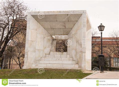 3374 Spain 1978 Monumental Buildings constitution monument stock photo image 50249766