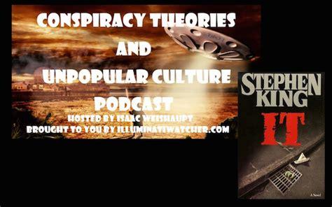 illuminati novels stephen king s quot it quot podcast analysis of illuminati