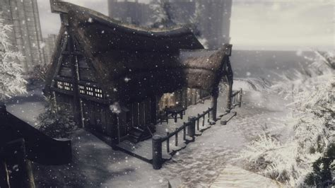 How To Buy A House In Winterhold 28 Images College Of Winterhold Skyrim Replica