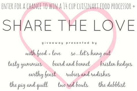 Love Giveaway - rose mochi spam hearts and a giveaway two red bowls