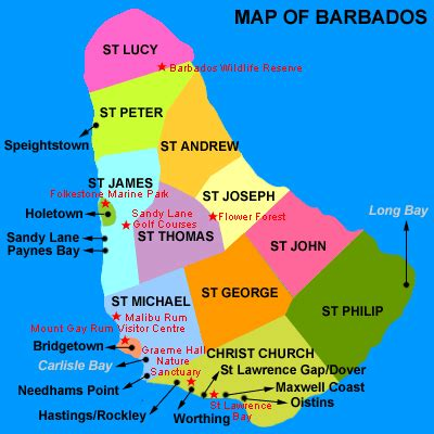 on the island of barbados learn to count the caribbean way books maps