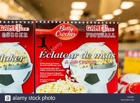 Shelf Of Popcorn by Betty Crocker Popcorn Popper Is Store Shelf Betty Crocker