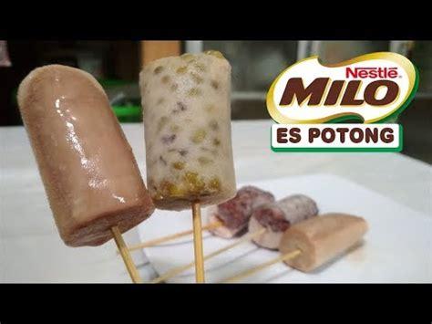 cara membuat es lilin milo full download cara membuat es lilin cokelat choki choki