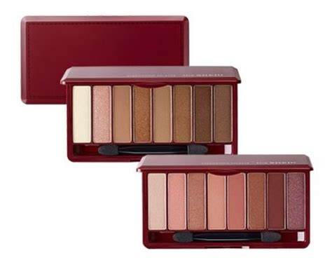 W Lab Pocket Shadow Palette Edge 8 korean eyeshadow palettes from althea