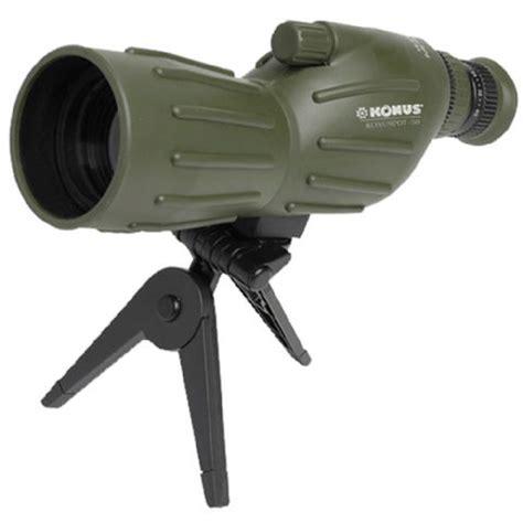 konus spotting scope konuspot 50 15 40x50