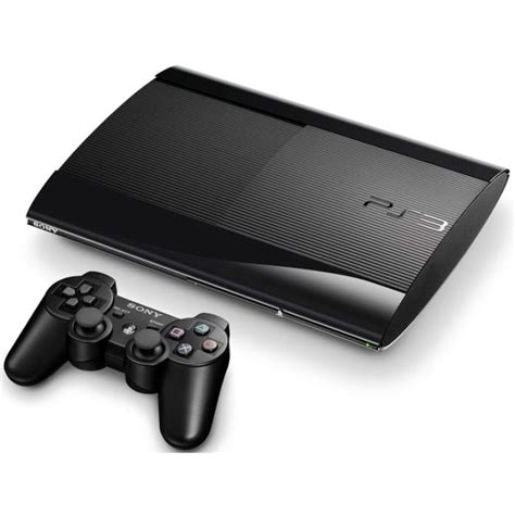 ps3 console console ps3 500 go slim achat vente console ps3
