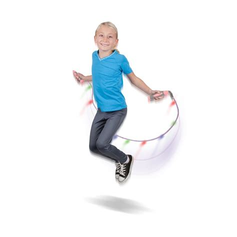 light up jump geospace sparkler led light up jump kinetically