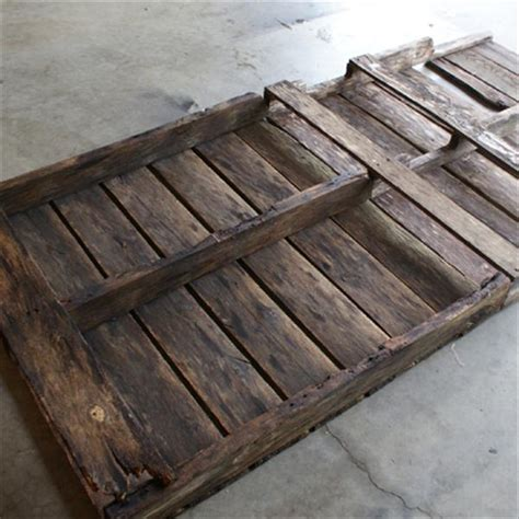 pallet headboard instructions diy headboard out of pallets pallet furniture plans