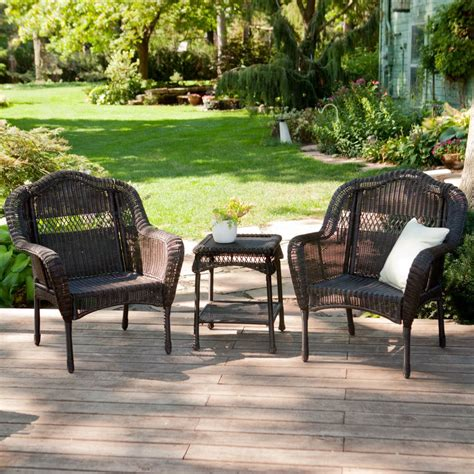 Resin Wicker Outdoor Patio Furniture Aliexpress Buy Outdoor Patio Furniture Resin Wicker Conversation Set From Reliable