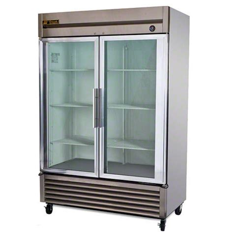 Glass Door Cooler T 49g Two Door Cooler Two Door Refrigerator Glass Door