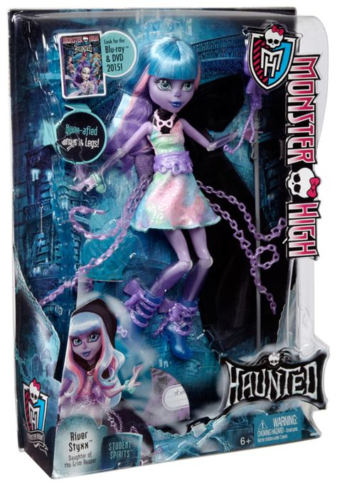 haunted high dolls names haunted student spirits river styxx doll shop