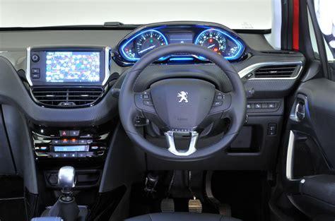 peugeot 2008 interior 2017 peugeot 2008 interior autocar