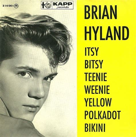 The Itsy Bitsy Teeny Weeny Paddy by The Number Ones Brian Hyland S Itsy Bitsy Teenie Weenie