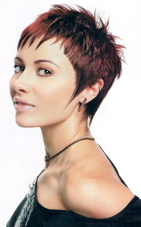 haircuts for fine hair pinterest very short hairstyles for fine hair pixie cuts