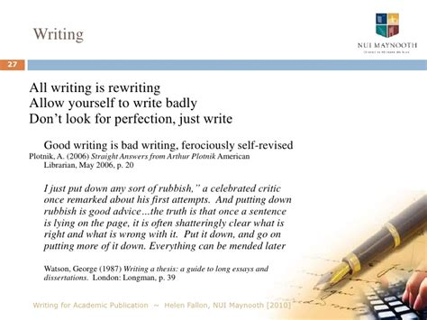 writing an academic paper for publication how to write academic paper for publication