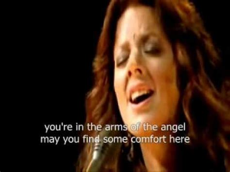 In The Arms Of An Angel Meme - sarah mclachlan angel live with lyrics youtube