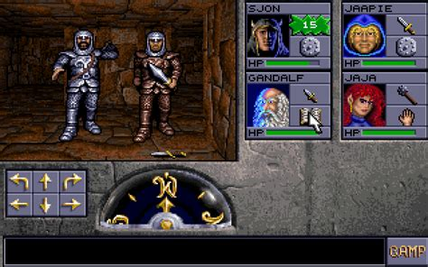 eye of the beholder eye of the beholder ii the legend of darkmoon 1991 by westwood associates ms dos game