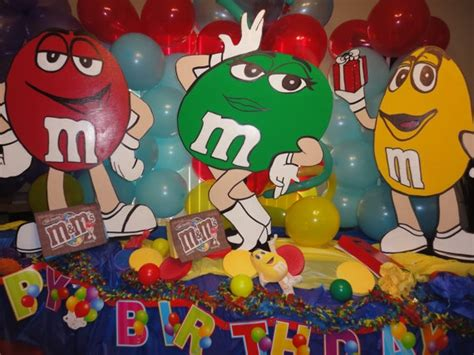 themed party m 101 best m m party ideas images on pinterest birthday