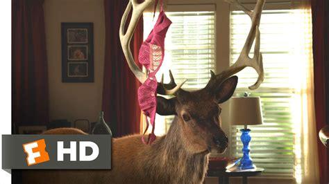 deer in house grown ups 2 deer in the house scene 1 10 movieclips
