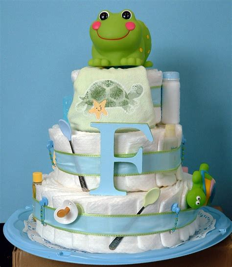 Baby Shower Cake Ideas For Boy by Polkadots Monkeys Cakes Planner