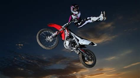 australian freestyle motocross riders motocross rider emma mcferran flying high after horrific