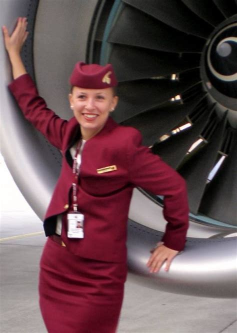 qatar cabin crew quot i wanted to be a cabin crew but never thought i was