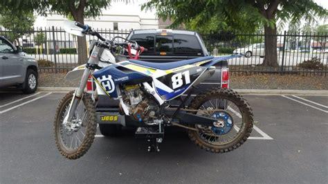 ultimate mx hauler hitch mount motorcycle carrier nissan race shop
