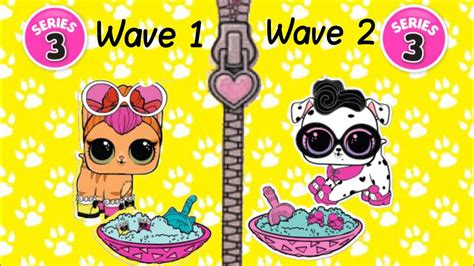 Sold Out Lol Pet Series Wave 2 1 lol pets series 3 wave 1 lol pets series 3 wave 2 ultra gold