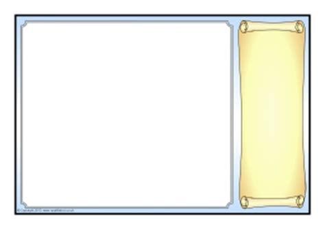 design a photo frame ks1 writing frames and printable page borders ks1 ks2