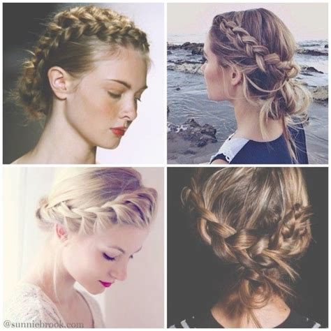 french braid bun on empire 17 best images about hair beauty on pinterest ombre