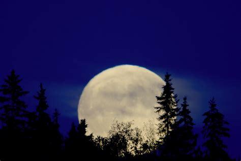 Moon Rising moon