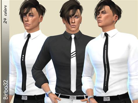sims 4 cc male geek shirts birba32 s bill shirt