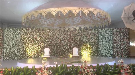 professional wedding decorators in coimbatore