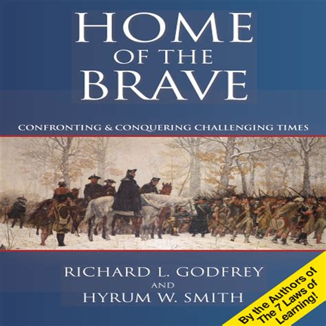 home of the brave audiobook by richard l godfrey