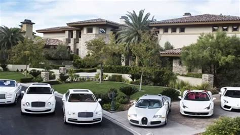 mayweather house floyd mayweather cars collection 2018 youtube