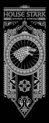 House Stark Banner by 1000 Ideas About House Stark On Of